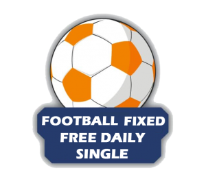 Free Football Fixed Match Single Tip